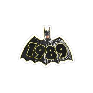 استیکر لپ تاپ بتمن ۱۹۸۹ - batman