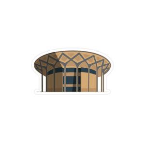 استیکر لپ تاپ تئاتر شهر - ایران ما!