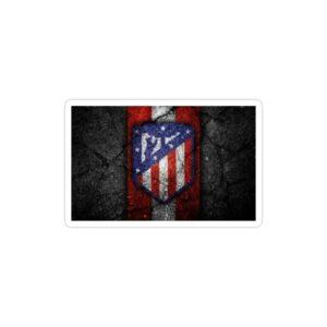 استیکر لپ تاپ باشگاه اتلتیکو مادرید
