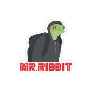 استیکر لپ تاپ مستر ربات - پوستر فانتزی الیوت