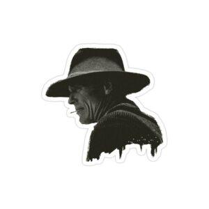 استیکر لپ تاپ مردی در تاریکی ویلیام