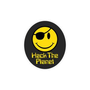 استیکر لپ تاپ برنامه نویسی - htp