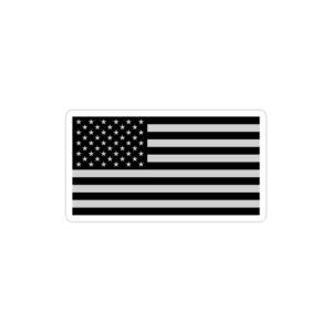 استیکر لپ تاپ کانتر استرایک - پرچم تاریک امریکا