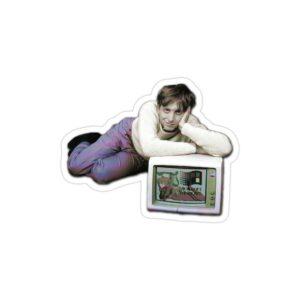 استیکر لپ تاپ بیل گیتس - بیل گیتس و کامپیوتر
