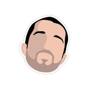 استیکر رپ فارس - سهراب ام جی