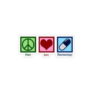 استیکر لپ تاپ استیکر لپتاپ داروسازی - عاشق داروسازی